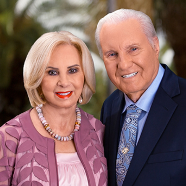 Frances Swaggart and husband