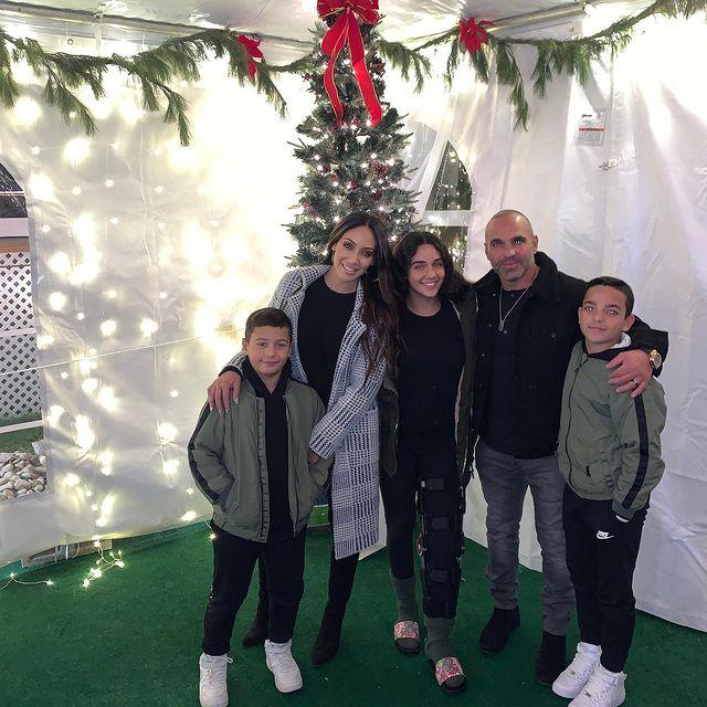 Melissa Gorga family