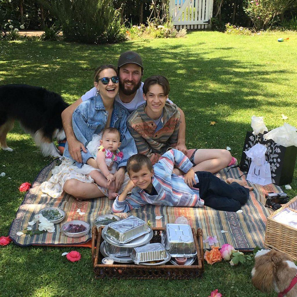 Danny Fujikawa and family