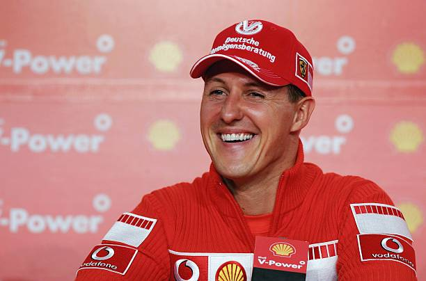 Michael Schumacher (Source: Getty Images)