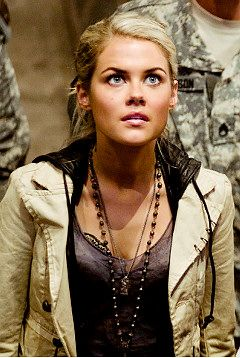 Rachael Taylor as MAggie in Transformers (2007)