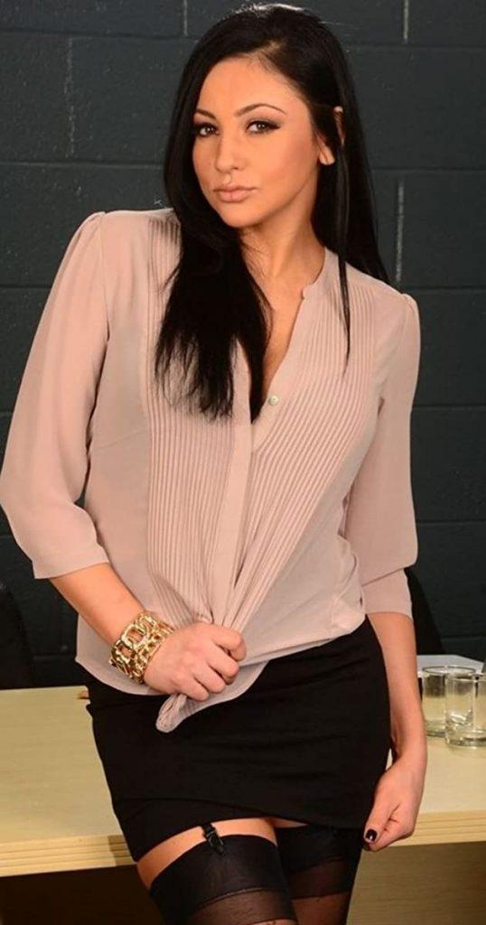 Audrey Bitoni. (Source: IMDB)