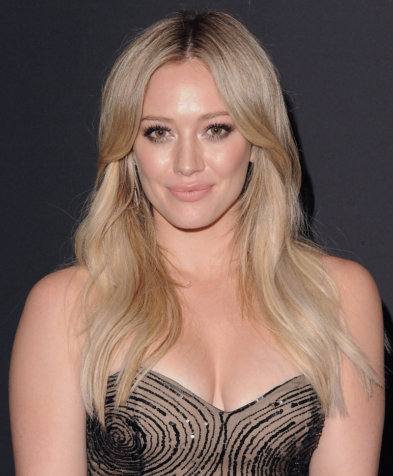 Hilary Duff. (Source: Getty Images)