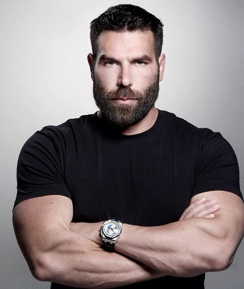 Dan Bilzerian. (Source: Getty Images)